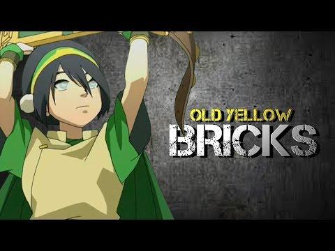 Toph Beifong ● Old Yellow Bricks