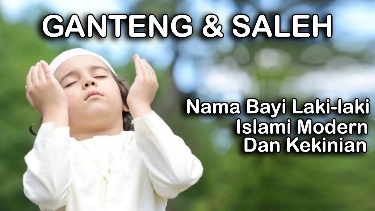 Rangkain 2 Kata Nama Bayi Laki laki Islami Modern dan Kekinian