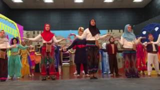 Boonville Elementary Presents Aladdin