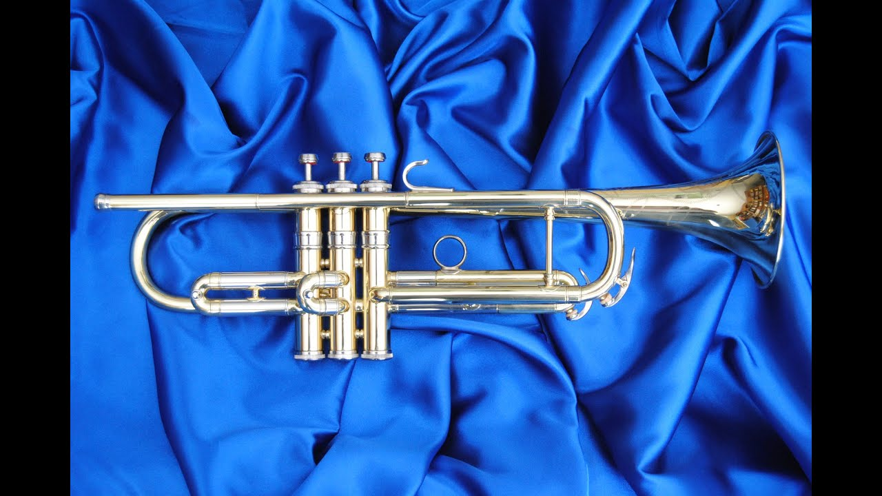 Vintage Trumpet Review: Conn 22B, 1954