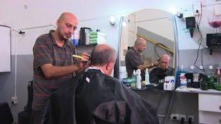 Syrian refugees seek new life in Brazil