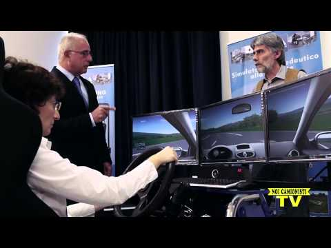 Simulatori Di Guida Per La Formazione Di Autisti