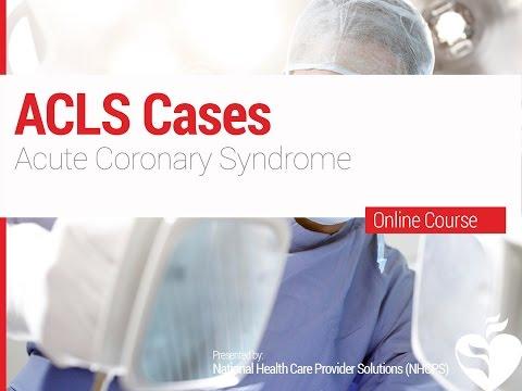 23. ACLS - Acute Coronary Syndrome