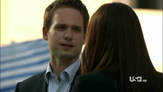 Suits Mike and Rachel Best Scenes