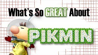 Pikmin (Series) - What