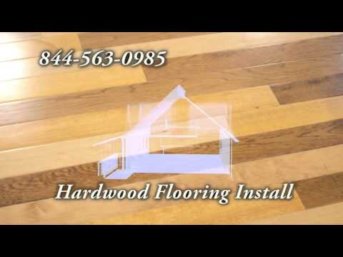 Discount Hardwood Flooring Installation