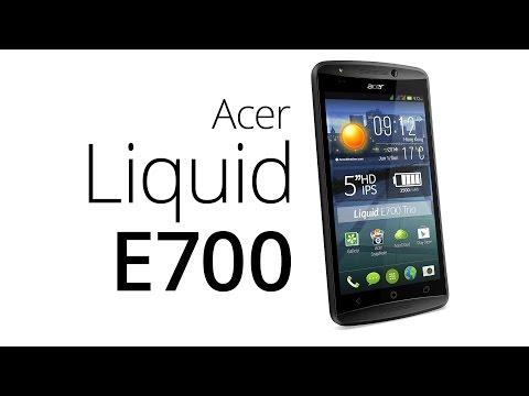 Acer Liquid E700 (recenze)