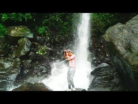 Enjoyed the best waterfall in Maharashtra