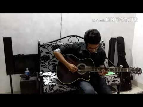 Emptiness song Tune mere jana cover by tanvir