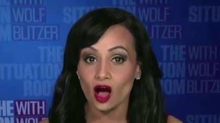 CNN Panel Laughs At Katrina Pierson's Trump Defense