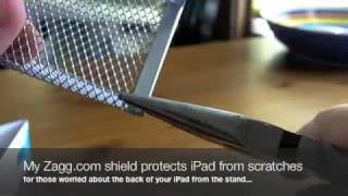 Diy - Cheap Do It Yourself Ipad Stand For $1.99