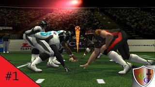 GGG| Arena Football: Road to Glory