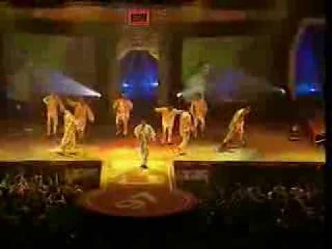 KRU Mega Tour 97 Fanatik
