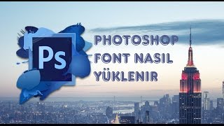 Photosop Ve Office Word'e Font Ekleme