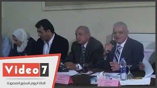 بالفيديو.. فوز محمد أحمد القاضى برئاسة اتحاد طلاب جامعة عين شمس.. ومحمد جلال نائبا
