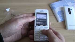 Nokia 206 (unboxing)