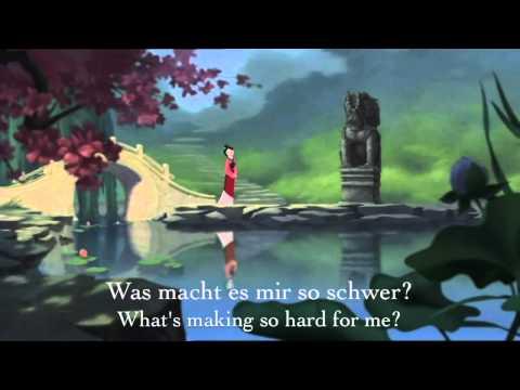 Reflection (German) - Subs & Translation