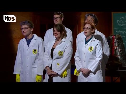 Guest Judges - Weird...Science? | King Of The Nerds | TBS