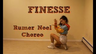 Finesse -Bruno Mars ft. Cardi B (RUMER NOEL CHOREO)