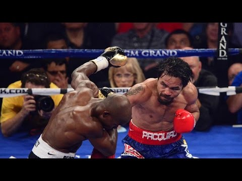 Floyd Mayweather vs Manny Pacquiao Full Fight highlights - YouTube