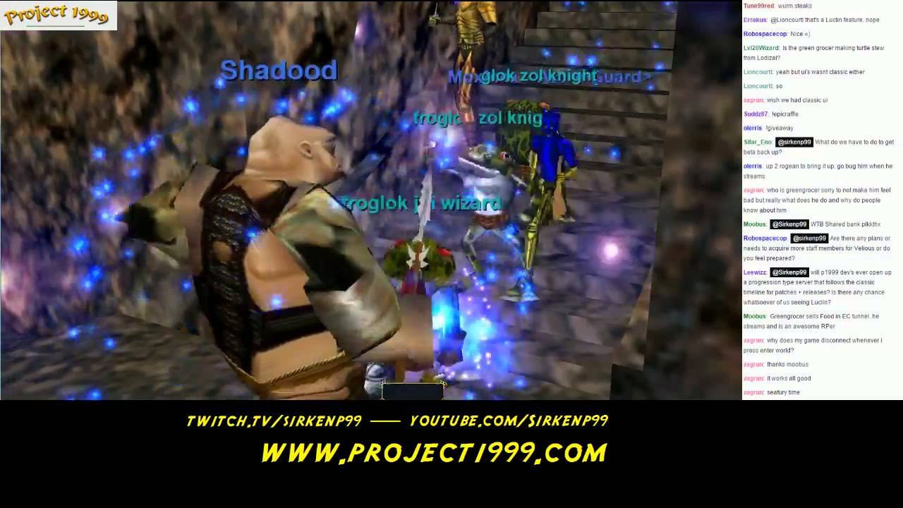Project 1999 Classic EverQuest: The Good, the Bad and the Ugly