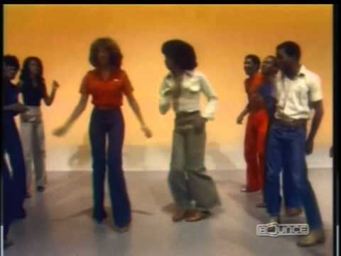 Soul Train Line I Feel Love Donna Summer