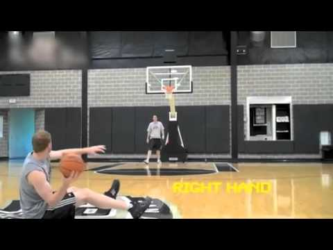 NBA Coach B- Matt Bonner Funny Skit