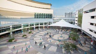 Come and explore UWCSEA's East Campus in Singapore
