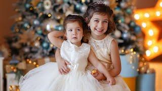 Эмилюша с семьёй поздравляет всех с НОВЫМ ГОДОМ!!!