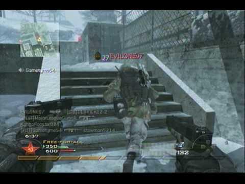 Modern Warfare 2 Teabag King