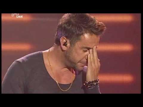 """Γιώργος Μαζωνάκης - """"Ελα να δεις"""" (Ozledim) @Greek Idol Final"""
