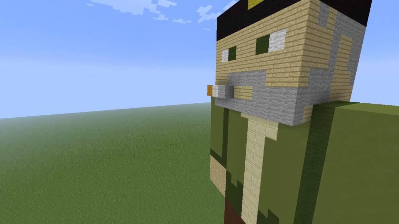ESTATUA DE THEWILLYREX Minecraft YouTube - Skin para minecraft pe willyrex