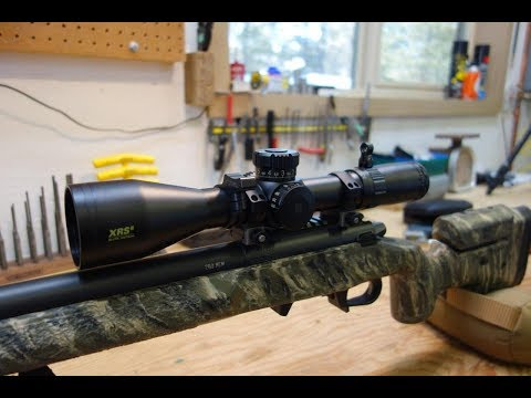 Precision Rifle Scope Mounting & Leveling