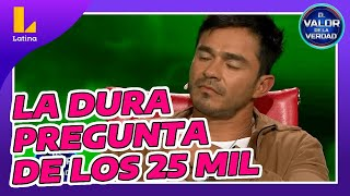 🔴🔥 André Castañeda: Mira la pregunta que le permitió ganar 25 mil soles - El valor de la verdad