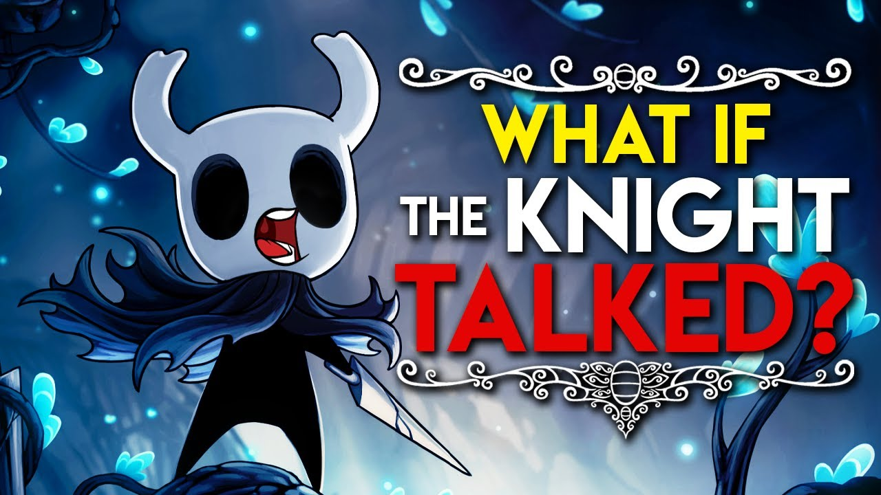 What if The Knight Talked in Hollow Knight? (Parody)