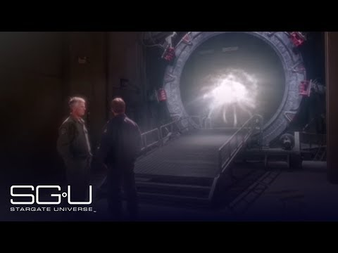 Brad Wright Explains Stargate Mythology in Four Minutes! | Stargate Universe