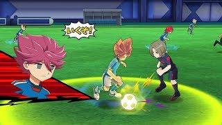 Inazuma Eleven Go Strikers 2013 Custom Inazuma Jap...