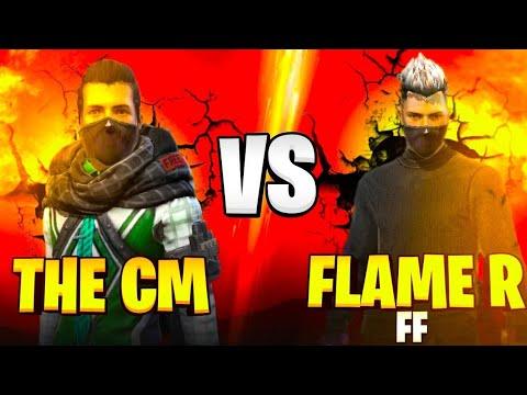 Download THE CM VS FLAME R FF CUSTOM 😲😲 //#flamerff#thecm