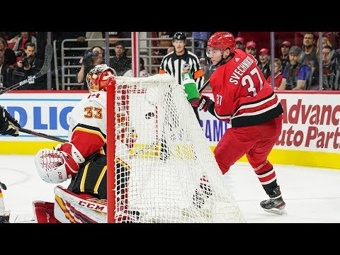 Brian Taylor - Did you see that 'Canes goal VS Flames!?!