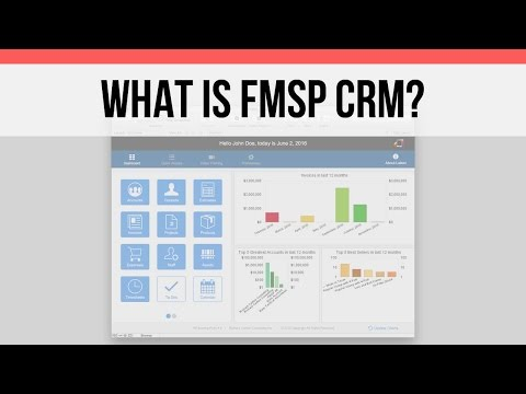 What is FM Starting Point Free CRM? | FileMaker Pro 15 Videos | FileMaker 15 Training