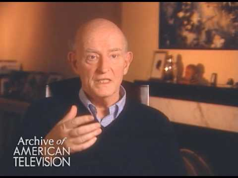 Peter Boyle on getting hired on