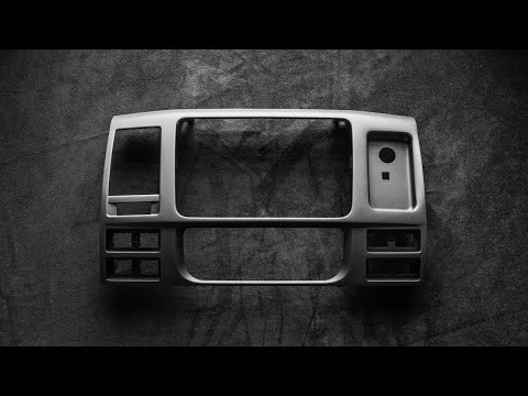 MAKING A CUSTOM Air Suspension Controller Mount For A VW Transporter