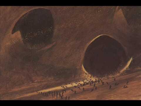Frank Herbert on the origins of Dune (1965)