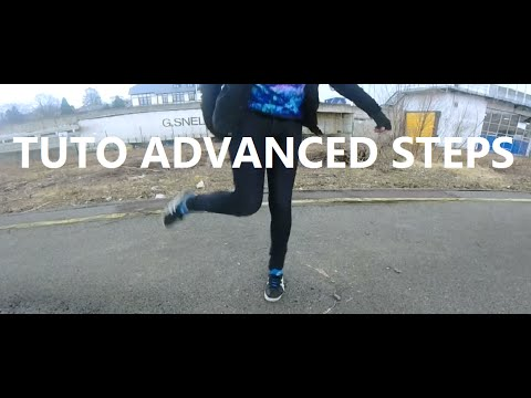 TUTO 2 : SKANK/DNB STEP ADVANCED STEPS