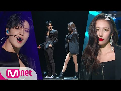 [SUNMI&TAEMIN - Gashina + MOVE] 2019 MAMA Nominees Special│ M COUNTDOWN 191128 EP.644