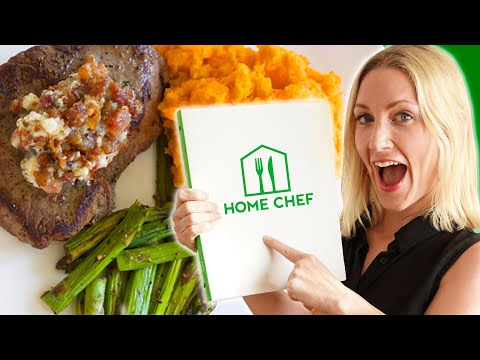 Home Chef Meal Kit Delivery Unboxing and Review