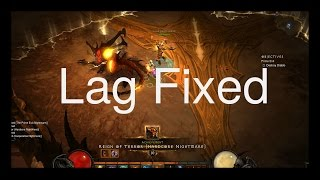 How to fix graphic lags\low fps in Diablo 3 for pc tutorial