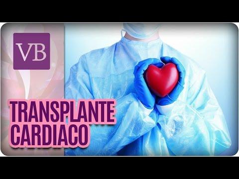 Transplante de Coração - Você Bonita (28/09/16)