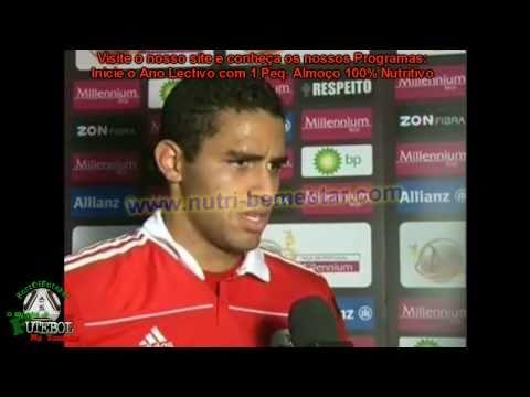 Kardec: Benfica - Arouca (Taça de Portugal) 16-10-2010