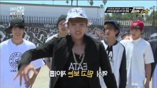 Video BTS Dance Battle (Swag, Trouble, Step Up) [mirrored] download MP3, 3GP, MP4, WEBM, AVI, FLV Juli 2018